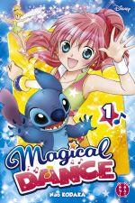 Magical dance T1, manga chez Nobi Nobi! de Kodaka