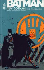 Batman New Gotham T3 : Le garde du corps (0), comics chez Urban Comics de Rucka, Burchett, McGuinness, Martinbrough, Johnson
