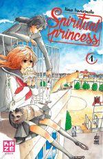 Spiritual princess T1, manga chez Kazé manga de Iwamoto