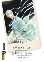 March comes in a like a lion T8, manga chez Kana de Chica