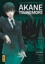 Psycho-pass Inspecteur Akane Tsunemori T4, manga chez Kana de Urobochi, Miyoshi