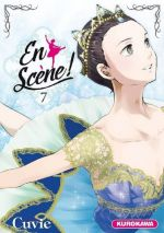 En scène !  T7, manga chez Kurokawa de Cuvie