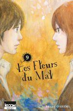 Les fleurs du mal  T9, manga chez Ki-oon de Oshimi