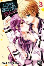 Love hotel princess T3, manga chez Pika de Toyama