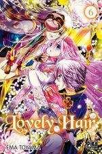 Lovely hair T6, manga chez Pika de Toyama