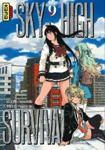 Sky-high survival T9, manga chez Kana de Miura, Oba