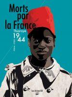 Morts par la France, bd chez Les arènes de Perna, Otéro, 1ver2anes