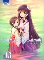 Darwin's game T13, manga chez Ki-oon de FLIPFLOPs