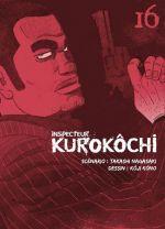 Inspecteur Kurokôchi T16, manga chez Komikku éditions de Nagasaki, Kôno
