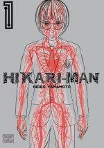 Hikari-man T1, manga chez Delcourt Tonkam de Yamamoto
