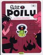 Petit Poilu T2 : La maison brouillard (0), bd chez Dupuis de Fraipont, Bailly