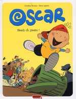 Oscar T1 : Boule de gnome (0), bd chez Dupuis de Lapière, Durieux, Marmelade