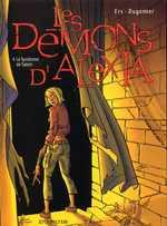 Les démons d'Alexia T4 : Le syndrôme de Salem (0), bd chez Dupuis de Dugomier, Ers, Smulkowski
