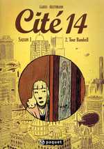 Cité 14 T2 : Edition Paquet : Tout Bambell (0), bd chez Paquet de Gabus, Reutimann