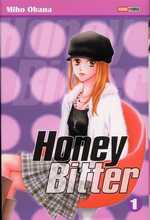 Honey Bitter T1, manga chez Panini Comics de Obana