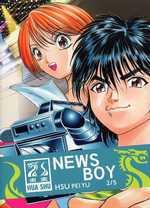 News boy T2, manga chez Casterman de Hsu