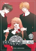 Diamond head T1, manga chez Asuka de Mizushiro