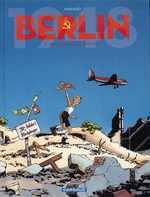 Berlin T2 : Reinhard le goupil (0), bd chez Dargaud de Marvano, Legris