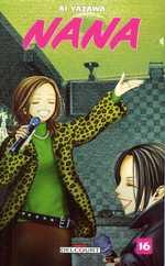 Nana T16, manga chez Delcourt de Yazawa