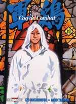 Coq de combat T19, manga chez Delcourt de Hashimoto, Tanaka