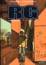 RG T1 : Riyad-sur-Seine (0), bd chez Gallimard de Dragon, Peeters