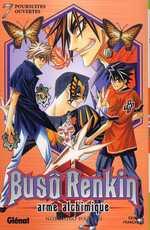 Busô Renkin - Arme alchimique T7, manga chez Glénat de Watsuki
