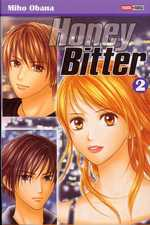 Honey Bitter T2, manga chez Panini Comics de Obana