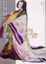 Onmyôji T1 : Le Serpent bondissant (0), manga chez Delcourt de Yumemakura, Okano