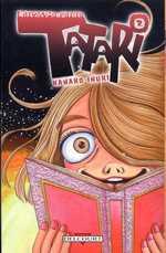 L'etrange petite Tatari T2, manga chez Delcourt de Inuki