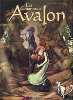 Les chemins d'Avalon T2 : Brec'hellean (0), bd chez Soleil de Jarry, Achile, Gonzalbo