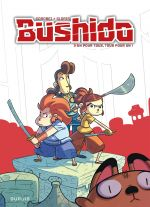 Bushido T2 : Un pour tous, tous pour un (0), bd chez Dupuis de Gloris, Gorobei, Piscitelli