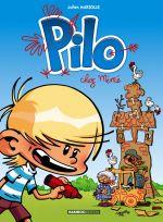 Pilo T2 : Chez mémé (0), bd chez Bamboo de Mariolle, BenBK