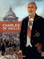 Charles de Gaulle T4 : 1958-1968 - Joli mois de mai (0), bd chez Bamboo de Le Naour, Plumail, Bouët, Blanchot
