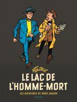 Marc Jaguar : Le lac de l'Homme-Mort (0), bd chez Dupuis de Tillieux