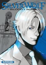 Silver wolf Blood bone T2, manga chez Kurokawa de Konda, Yukiyama