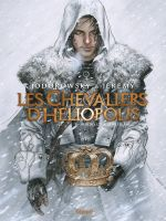 Les Chevaliers d'Héliopolis T2 : Albedo, l'oeuvre au blanc (0), bd chez Glénat de Jodorowsky, Jérémy, Felideus