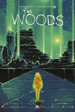 The Woods T4, comics chez Ankama de Tynion IV, Dialynas