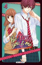 Be-twin you & me T4, manga chez Soleil de Aikawa