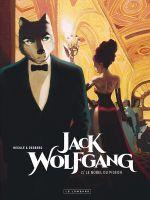 Jack Wolfgang T2 : Le Nobel du pigeon (0), bd chez Le Lombard de Desberg, Reculé, Kattrin