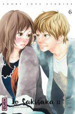 Short love stories T6, manga chez Kana de Sakisaka