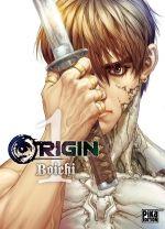 Origin T1, manga chez Pika de Boichi