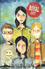 Royal City T2 : Sonic Youth (0), comics chez Urban Comics de Lemire