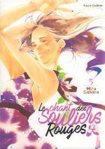 Le chant des souliers rouges T5, manga chez Kazé manga de Sahara