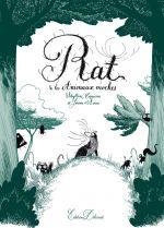 Rat et les animaux moches, bd chez Delcourt de Sibylline, d' Aviau