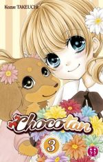 Chocotan T3, manga chez Nobi Nobi! de Takeuchi