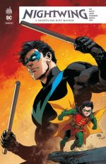 Nightwing Rebirth T3 : Nightwing doit mourir  (0), comics chez Urban Comics de Mc Millian, Seeley, Fernandez, Jung, Duce, Sotomayor, Reis, Oclairalbert