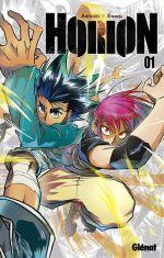 Horion T1, manga chez Glénat de Aienkei, Enaibi
