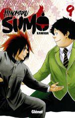 Hinomaru sumo T9, manga chez Glénat de Kawada