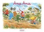 Ana Ana T11 : Ana Ana très pressée (0), bd chez Dargaud de Roques, Dormal