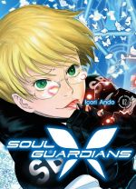 Soul guardians T2, manga chez Komikku éditions de Ando